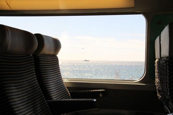 Seat, Train