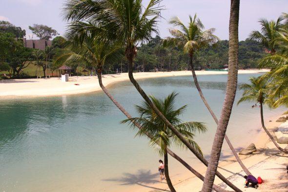 シンガポールセントーサ島リゾート