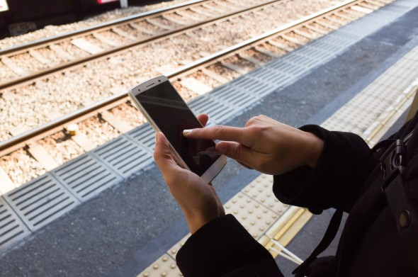 電車アプリ