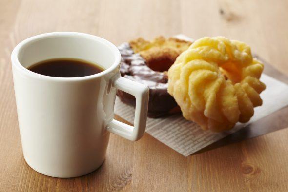ミスドの人気メニューとコーヒー