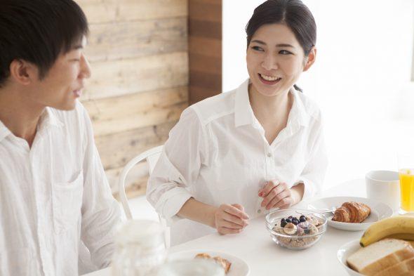 共働き夫婦の食事