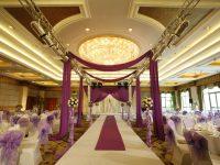 豪華な結婚式場