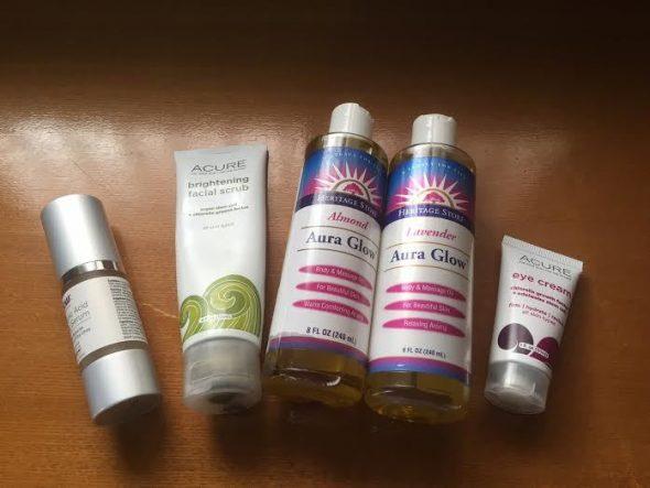 アイハーブの化粧水や美容液