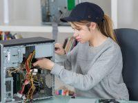 パソコンを自作する人